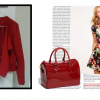 #FF Chiedilo a PepperChic: 4 look per una giacca rossa