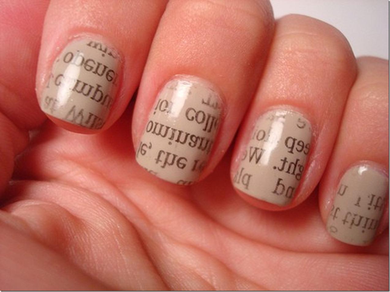 Tutto quello che vi serve per realizzare questa nail art è: