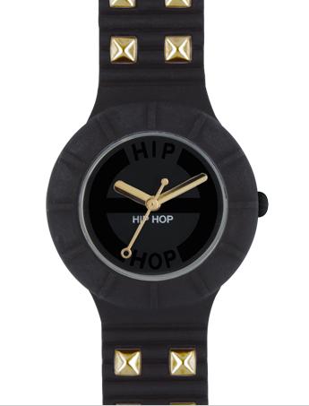 orologio hip hop con borchie 39,50 euro