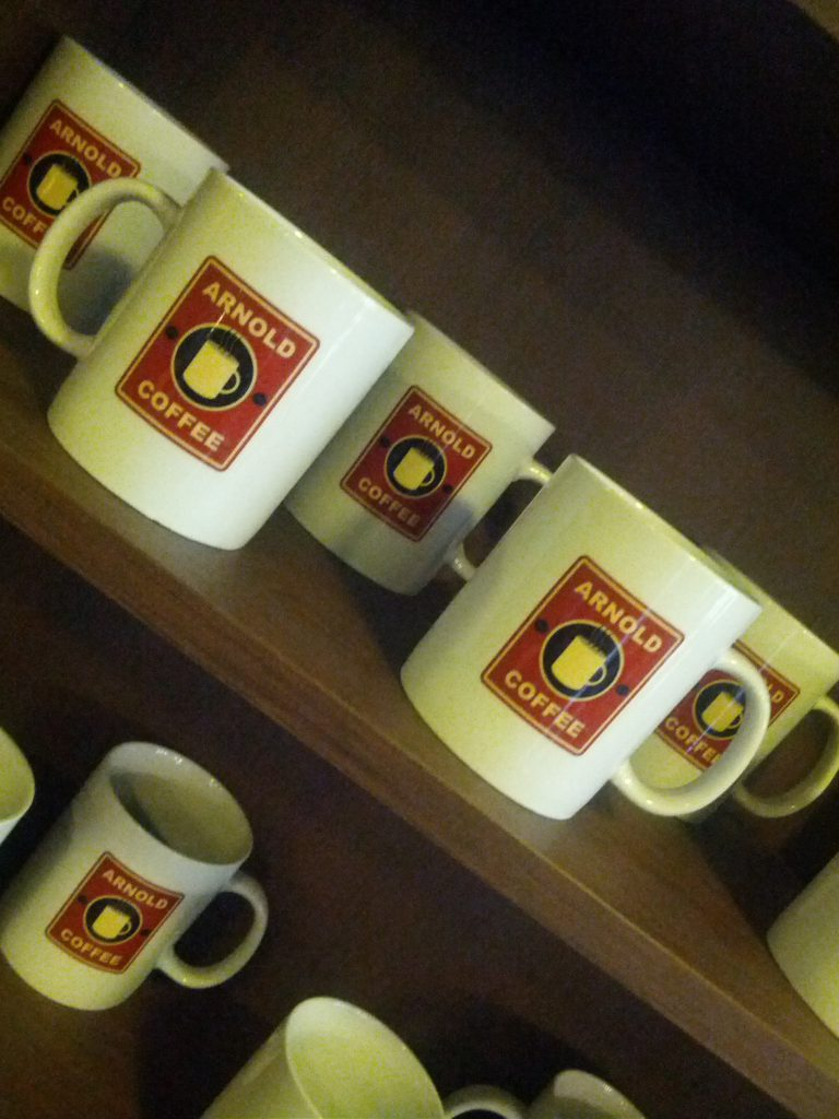 arnold cafè