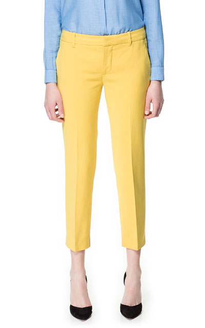 pantaloni zara 39,95 euro