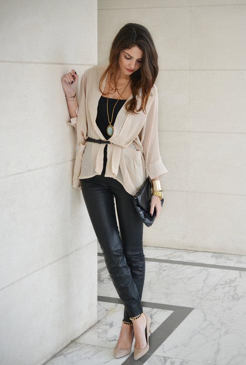 Grey Jeans Fashion Blog Starigh Leg