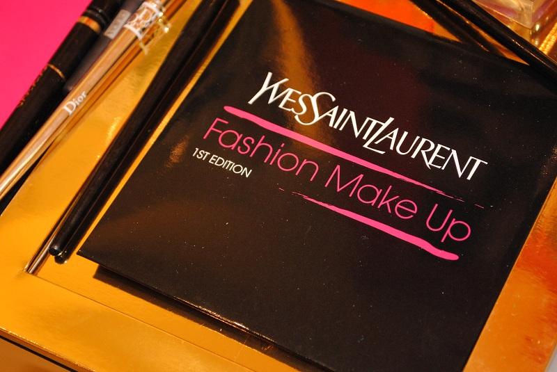 Ysl fashion makeup