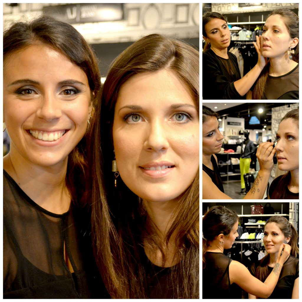Collage Makeup School Laura Mercier