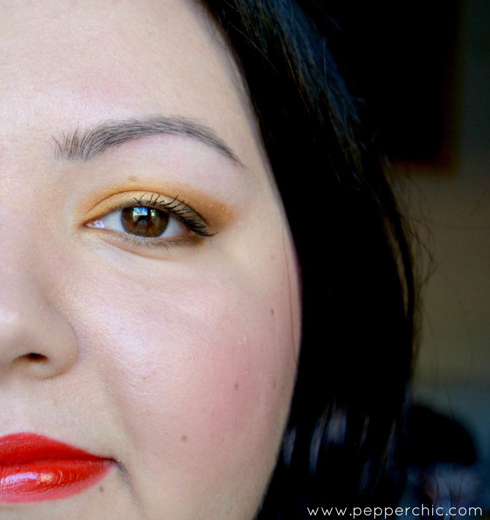 makeup natale