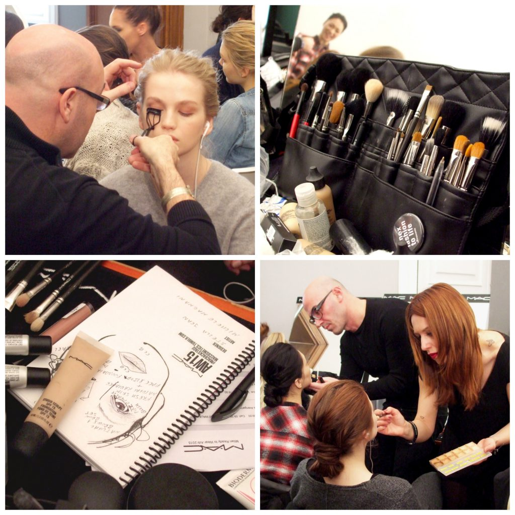 Mac Backstage Stella Jean Collage