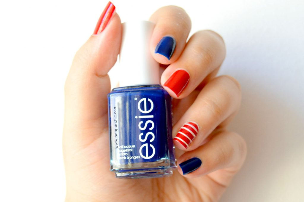 nail art righe