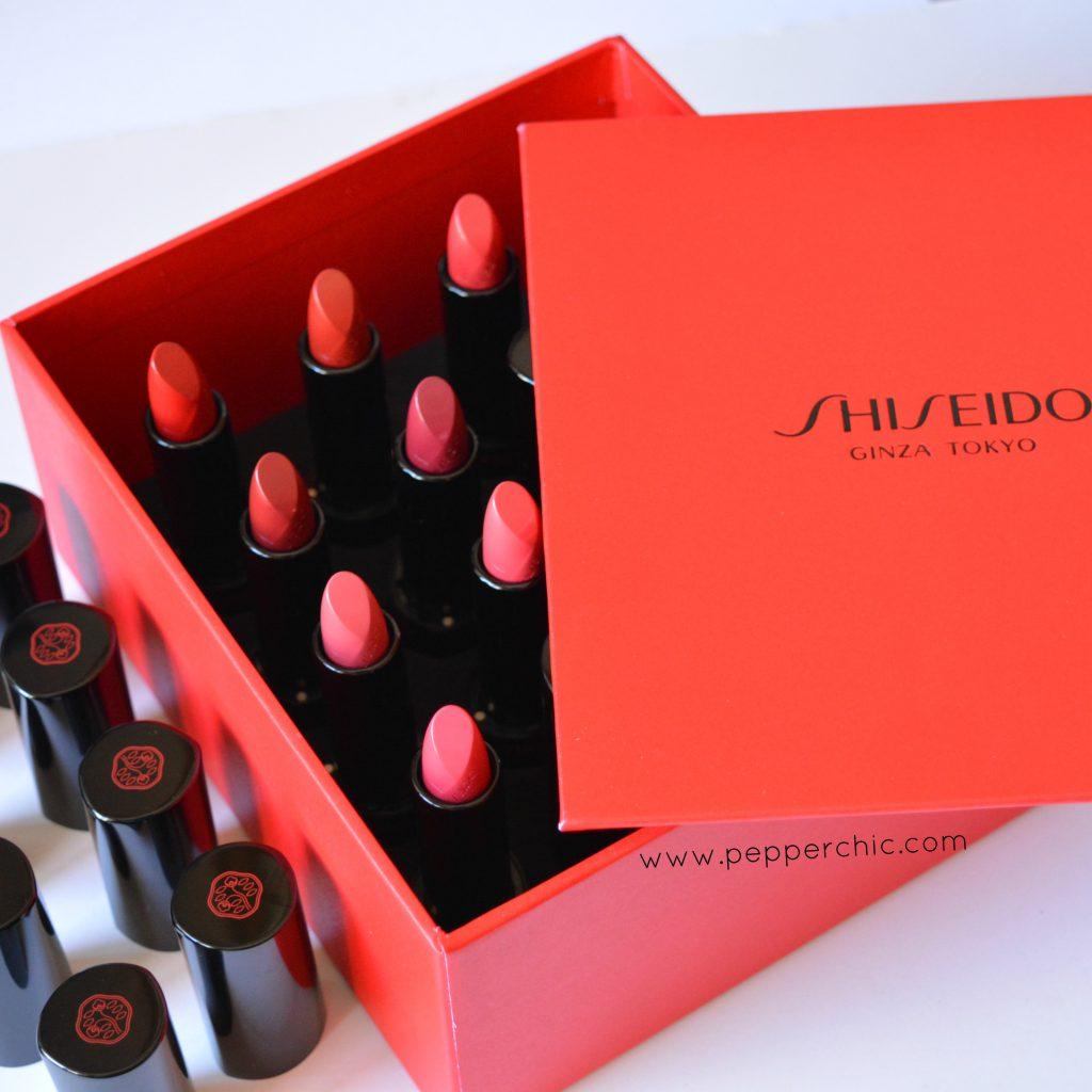 rouge rouge shiseido